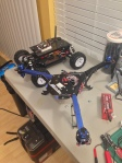 APM Rover and APM Hexacopter